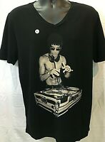 Bruce Lee DJ Stark Official Licensed T-Shirt Tee Various Colors Various Sizes