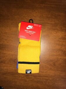 Nike SNKR Sox - Large - 2 Pairs