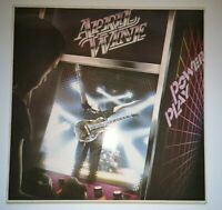 "April Wine, Power Play, 12"" Vinyl LP."