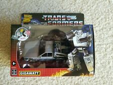 Transformers Generations Back To The Future 35th Edition Mash Up Gigawatt New