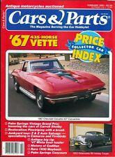 1991 Cars & Parts Magazine: 1967 Chevrolet Corvette 427/1953 Oldsmobile 98 Coupe