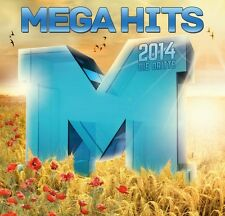 MegaHits 2014-die terza 2 CD NUOVO