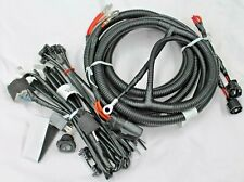 TOYOTA LANDCRUISER 200 SERIES DRIVING LAMP WIRING HARNESS KIT FROM AUG 15>