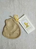 Classic Pooh Brown Bag Cookie Art Hill Design  Craft Mold Disney Winnie the Pooh