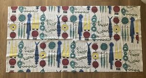 Marianne Westman Picknick Fabric For Almedahls Sweden.