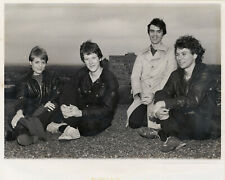 Talking Heads Original 1977 B&W 8x10 Band Photograph by Scott Weiner David Byrne