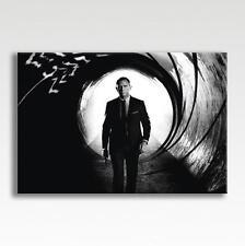 "James Bond 007 Skyfall Spectre Canvas Poster Photo Print Wall Art 30"" x 20"""