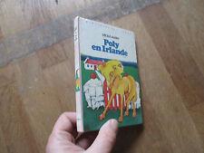 BIBLIOTHEQUE ROSE POLY en irlande cecile aubry 1982 04 eo