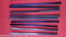 10 Stück 150mm Sägeblätter Bügelsäge Handsäge Holzsäge Haushaltssäge 15cm