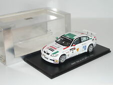 1:43 Spark BMW 320Si Super Touring Alexander Zanardi E90 WTCC 2006 n DTM BTCC