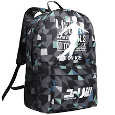 YURI!!! on ICE Victor Nikiforov Backpack Shoulder Bag Colorful