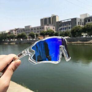 5 Lens UV400 Cycling Sunglasses TR90 Sports Cycling Glasses MTB Mountain Bike