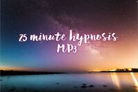 Hypnosis Hypnotherapy mp3 - help with anxiety, depression and other symptoms