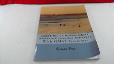 Gmat Pro's Ultimate Gmat Sentence Correction Refresher: With Gmat Grammar (vol 2