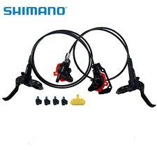 SHIMANO SLX BR-M7000 Hydraulic Brake Kit Set Disc Brake Front & Rear Kit Black