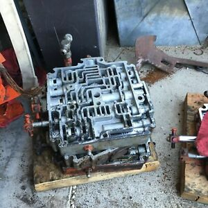 Case Tractor Power Shift Control Valve 1090 Assembly PN; A2635