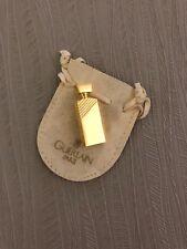 GUERLAIN Broche vintage représentant un flacon