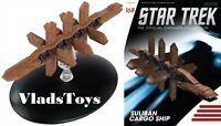 Star Trek Suliban Cabal Cargo Ship Eaglemoss Issue 168 w/magazine