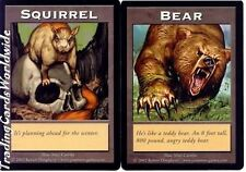 Bear Squirrel Token // NM // Your Move Games // engl. // Magic the Gathering