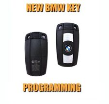 BMW 3 SERIES E91 2005 - 2012 NEW KEY AND PROGRAMMING INCLUDED