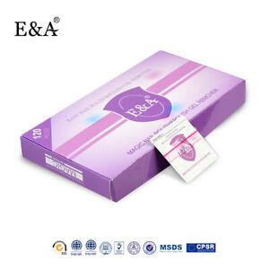 E&A 120 Wraps Remover Pure Acetone Nail gel Polish UV/LED GEL Soak Off UK ⭐⭐⭐⭐⭐