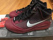 Nike Lebron 7 VII xmas Christmas Size 10.5 WORN 1x Excellent VNDS MINT Condition