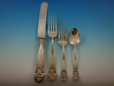 Georgian By Towle Sterling Silver Dinner Size Place Setting(s) 4pc