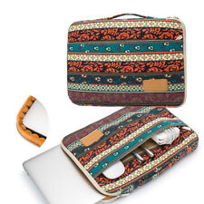 """Bohemian Laptop Handle Sleeve Bag Case 12""""13""""14""""15"""" Tote Pouch For Macbook Dell"""