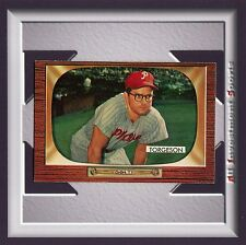 1955 Bowman EARL TORGESON #210 NM-MT *superb baseball card for your set* M40C