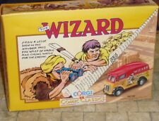 CORGI - COMIC CLASSICS - MORRIS J VAN - THE WIZARD   - LTD EDITION - 98758