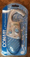 New ListingConair by Pollenex Hang On Shower Radio Am/Fm Water Resistant Nip blue