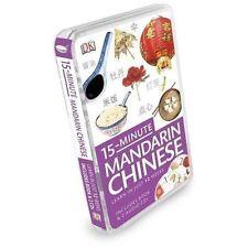 15-Minute Mandarin Chinese by Dorling Kindersley Publishing Staff (2013,...