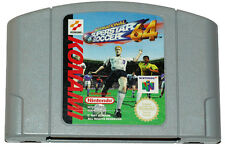 --  INTERNATIONAL SUPERSTAR SOCCER 64  --    N64-Game - Modul