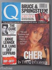 Q Music Magazine May 1992, Richard Ingrams/The Cure/Joe Cocker/Def Leppard