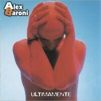 BARONI ALEX - ULTIMAMENTE - CD NUOVO