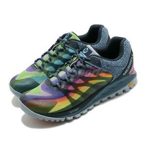 Merrell Antora 2 Rainbow Multi Blue Women Outdoors Hiking Trail Shoes J135430