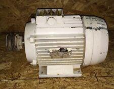 Seimec # 90LA2 Motor ~ 2.6 kW ~ 3300 Giri/min ~ 220/440V ~ 60 Hz