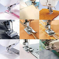 11 Pcs Multi Presser Foot Feet  New Domestic Sewing Machine Accessories Set