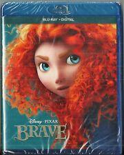 Disney Pixar BRAVE Blu-ray + Digital BRAND NEW