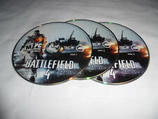 Battlefield 4 - PC DVD Computer game Discs Only No Code Included