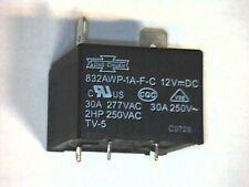 Relais 12V DC 1 Schließer 1 Form A 250VAC/30A 832AWP-1A-F-C Power Relay