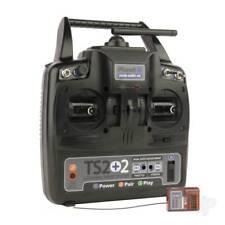 Planet RC TS2+2 2.4GHz 2-channel Stick Émetteur avec 6 CANAUX RX # PLAT 02101