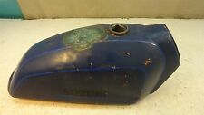 1979 suzuki ds125 enduro s521~ gas fuel petrol tank