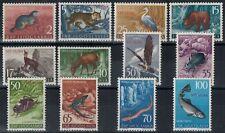 TRIESTE B 1954 Animali 12v MH*
