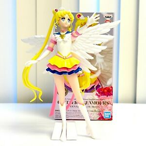 Sailor Moon Glitter & Glamour Anime Figure Toy Eternal Sailor Moon Ver.B BP17106