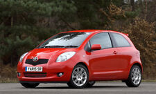 TOYOTA YARIS 2005 - 2011 WORKSHOP SERVICE REPAIR MANUAL