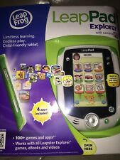 NEW BOXED LEAP FROG EXPLORER WITH CAMERA