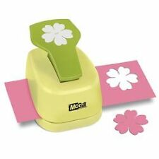 "FLORIANO 2-1/8"" Paper Blossoms Lever Flower Paper Punch - McGill"