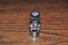 "SK 40562 12 mm 12 points 3/8"" Drive Flex Universal joint socket Made in USA"