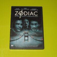 DVD.- ZODIAC - DAVID FINCHER - MARK BUFFALO - JAKE GYLLENHAAL - ROBERT DOWNEY JR